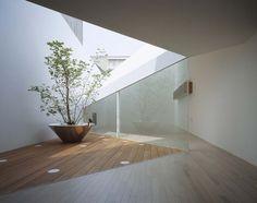A Hill on A House / Yuko Nagayama & Associates
