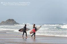 Las mejores playas para hacer surf en el Algarve / The best surfing beaches in the Algarve -| Ciudad-dormida 10.07.2014 | El Algarve cuenta con excelentes playas y condiciones inmejorables para practicar el surf. En particular, a lo largo de su costa, entre el  Cabo de San Vicente (Punta de Sagres) y Odeceixe, existen más de treinta playas de fuerte vocación surfera que se extienden entre arenales interminables...