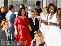 Shondaland behind-the-scenes photos: How three worlds collided for epic cast pic