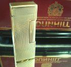 RDM - Rolex Dunhill Montblanc Luxury Collectors & Connoisseurs International Club  Per info e acquisti: Danilo Arlenghi 335 6815268 daniloarlenghi@partyround.it  Photo 2 : Dunhill rollagas 14k gold outer jacket - head polish