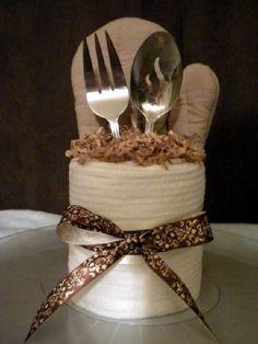 Bridal Shower Towel Cake | Bridal Shower Towel Cake | ... towel cake is ... | BRIDAL SHOWER TOWE ...