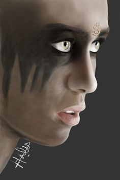 Lexa - The 100 by PeggysCarter on DeviantArt