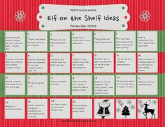ROCmomma: 25 Quick & Easy Elf on the Shelf Ideas