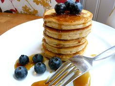 *Good: Pancakes:1 1/2 c almond flour 1/2 tsp baking soda 1/4 tsp salt 3 eggs 1/4 c buttermilk 1 tbs butter 1 tbs maple syrup 1 tsp vanilla