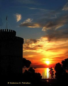 Acropolis, Thessaloniki, My Town, Macedonia, Ancient Greece, Nymph, Homeland, Beautiful World, The Past