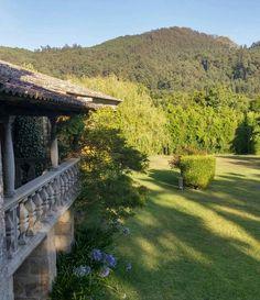 Pazo de Touza. Galicia.