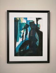 International Artist, Contemporary Paintings, Modern Art, Frame, Home Decor, Atelier, Paper, Modern Art Paintings, Auction