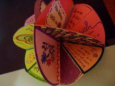 Corazón Expandible   Tarjeta Scrapbook - YouTube