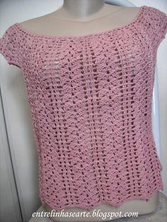 Crochet Baby Sweaters, Crochet T Shirts, Crochet Coat, Crochet Cardigan, Crochet Clothes, Crochet Lace, Crochet Stitches, Beanie Hats For Women, Tunic Pattern