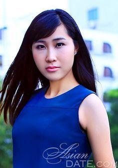 Centenas de belezas: Meiliang, namoro, companheirismo romântico, mulher asiática
