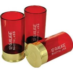 #3: 12 Gauge Shot Glass