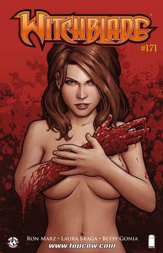 Witchblade 171 and A Voice in the Dark #2 in stores tomorrow!  Previews here:  http://www.topcow.com/moos/43-latest-moos/794-witchblade-171-and-a-voice-in-the-dark-2-out-1218