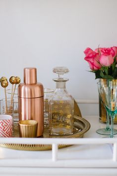 There's a perfect bar cart out there for you!