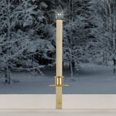 Buy 8 or More and Save 20%    Add holiday candlelight to windows--with or without a sill.