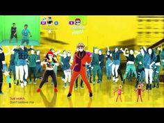 [Just Dance Now] Super Fan Kids - Uptown Funk - YouTube