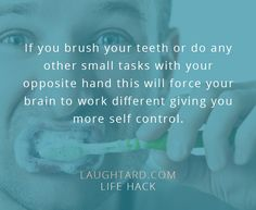 How to gain more self control