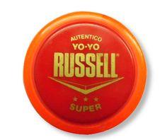 Yo-Yo Russell. El columpio, el perrito y el dormilón. #juguetes