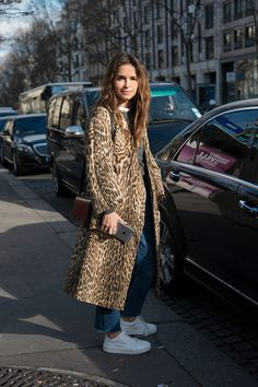 Founder of Buro 24/7 Miroslava Duma on day 3 during Paris Fashion Week Autumn/Winter 2016/17 on March 3 2016 in Paris France