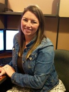 Welcome our newest team member Kylie. She'll be assisting our personal lines clients. Welcome Kylie!