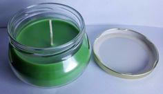 Beautiful Handmade Cucumber& Melon Soy Candle