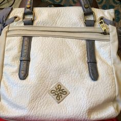 For Sale: Off White Vera Wang Bag  for $20