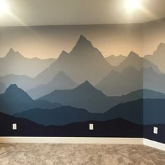 fantastic starry sky wallpaper removable clouds wall mural for home hallway bedroom nursery kids wall paper self-adhesive fabric - Ann Williams - Re-Wilding Kids Bedroom Wallpaper, Bedroom Murals, Wall Murals, Fabric Wallpaper, Wall Wallpaper, Animal Wallpaper, Mountain Wallpaper, Forest Wallpaper, Landscape Walls