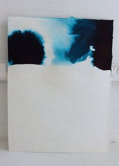 Ink and water, by drifted, etsy