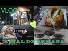 VLOG: Final de semana, Itapema, jantar com amigas, gravações! - YouTube