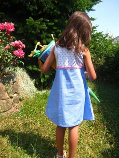 Einschulung Kleid Sommerkleid 116-122