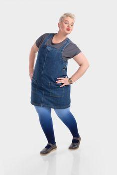 Juzo Expert Kompressionsstrümpfe in Dip Dye Färbung Blaubeere Dip Dye, Overall Shorts, Dips, Overalls, Collection, Style, Women, Fashion, Thighs