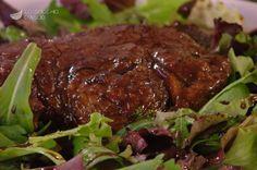 Scopri il modo migliore di preparare Filetto di manzo all'aceto balsamico in 20 minuti. Solo 310 kcal a porzione!