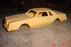 1981 1982 1983 Chrysler Imperial Body RESIN 1/25th #QSD