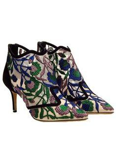 Tuesday 2 October: Nicolas Kirkwood Shoes