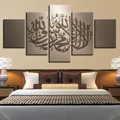 Trasporto di goccia su tela pittura per soggiorno 3 pannello di arte ...