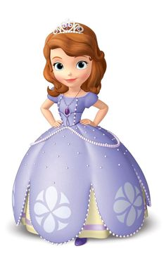 Cardboard Cutout depicting Sofia from Disney's hit television series, Sofia the First. Great for any children's or Disney themed party. Item is a cardboard cutout. Princess Sofia Birthday, First Disney Princess, Princess Sofia The First, Sofia The First Birthday Party, Princess Party, Princess Sofia Cake, Sofia The First Cake, Holly Hobbie, Polly Pocket