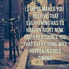 Everything Happens in Gods Timing