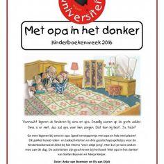 Met-opa-in-het-donker Ga mee logeren bij oma en opa. Speel verstoppertje met opa en heb veel plezier! Dit pakket bevat reken- en taalactiviteiten en drie gezelschapsspelletjes voor de Kinderboekenweek 2016 bij het thema 'Voor altijd jong'. Hier kun je twee weken mee aan de slag. De activiteiten zijn geschreven bij het boek 'Met opa in het donker' van Stefan Boonen en Marja Meijer.