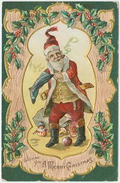 Wishing you a merry Christmas. (ca. 191-)