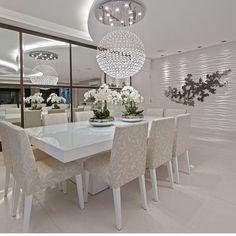 ✨✨✨ Amo essa sala! Por Iara Kilaris @construindominhacasaclean…