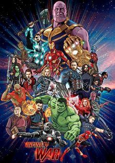 Avengers: Infinity War.
