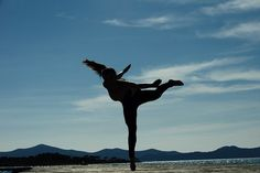 Dancing, Yoga, Woman, Women, Body