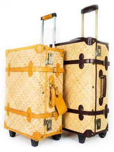 vintage inspired suitcase   HANDBAGS   Pinterest   Vintage ...