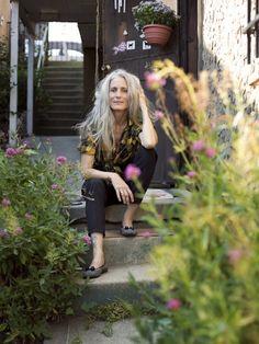 Cathy Cooper, 52, Stylist, Musician, Artist – Los Angeles - Backyard Bill