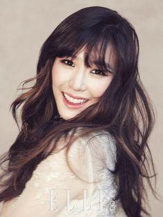 ELLE Korea - June 2013 - Tiffany