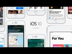 Apple's updated iOS 10 and watchOS 3 | Haystack TV