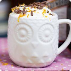 Chocolate quente branco e preto + Milkshake