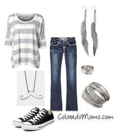 Mom's can dress cool too yo!