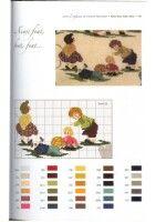 "Gallery.ru / Ulka1104 - Альбом ""mango-100 enfants"" Cross Stitch, Embroidery, Children"