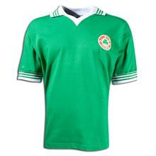 Picture of Republic of Ireland 1978 Retro Football Shirt