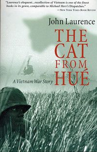 Journalist John Laurence's detailed and haunting account of Vietnam War combines his first hand experiences as a correspondent with a historical overview of the war. The cat in the title is Meo, a Vietnamese stray he adopted along the way.